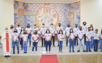 CRISMA2021: Comunidades Bom Jesus – Sagrado Coração de Jesus – São Bartolomeu