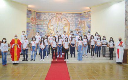 CRISMAS 2021 aos Jovens das Comunidades da Paróquia de Fátima